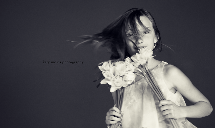 Tween Dance Spin Flowers